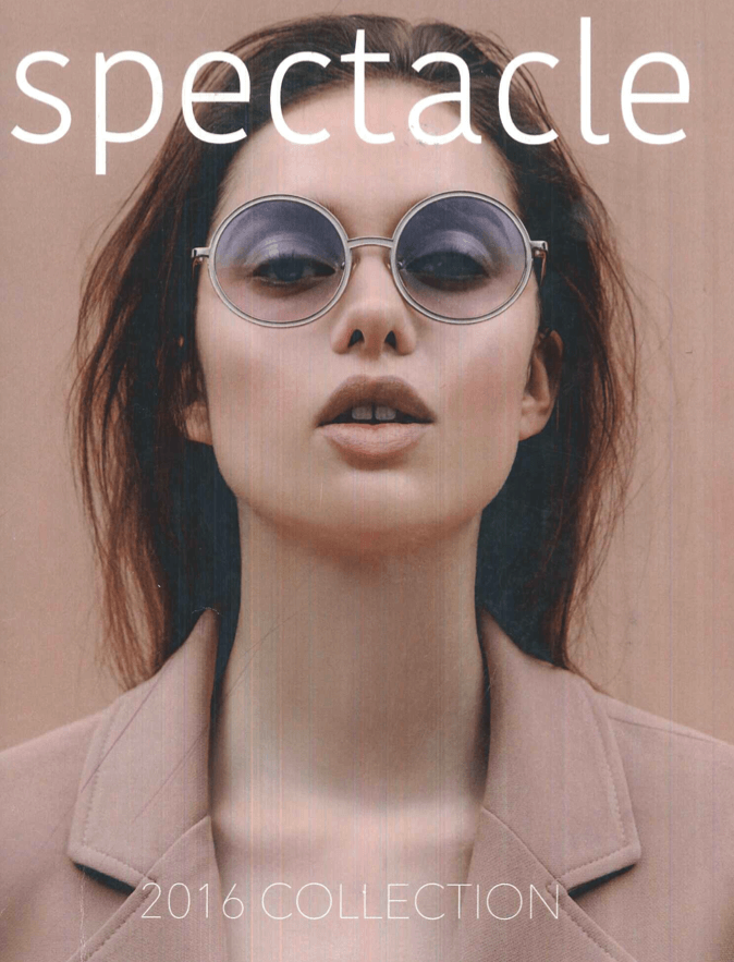 Sunday Somewhere on the cover of Spectacle