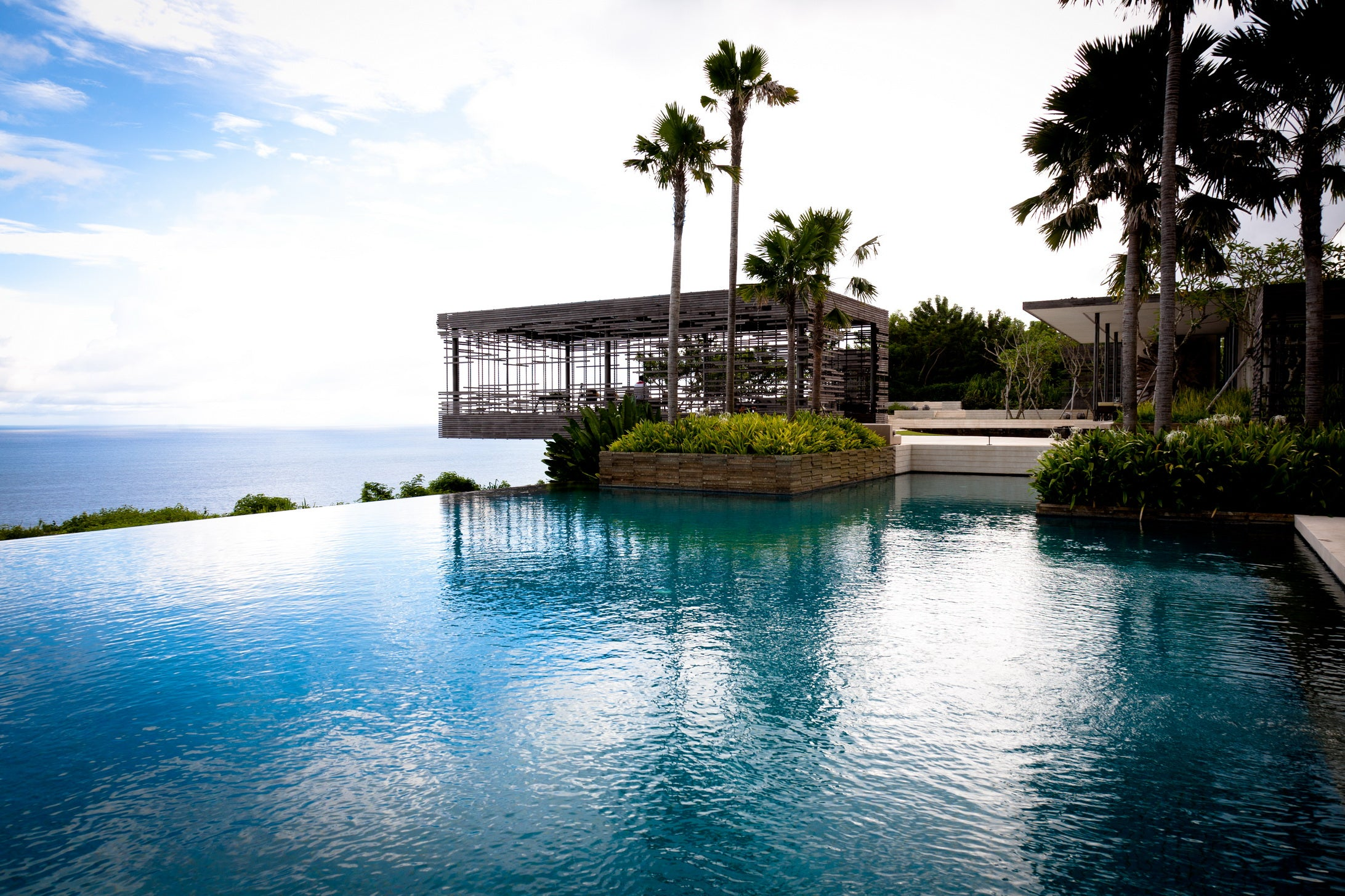 Alila Uluwatu - Main Pool