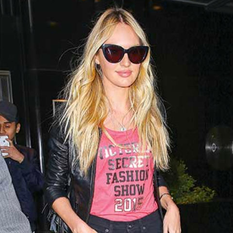 Candice Swanepoel Cat Eye Sunglasses