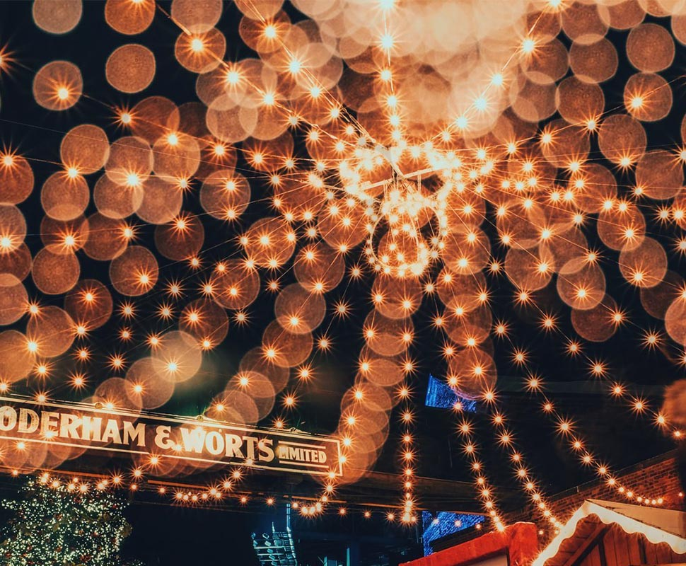 TOP 5 CHRISTMAS MARKETS