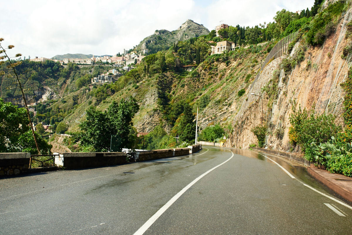 Take a drive to Taormina, Sicily