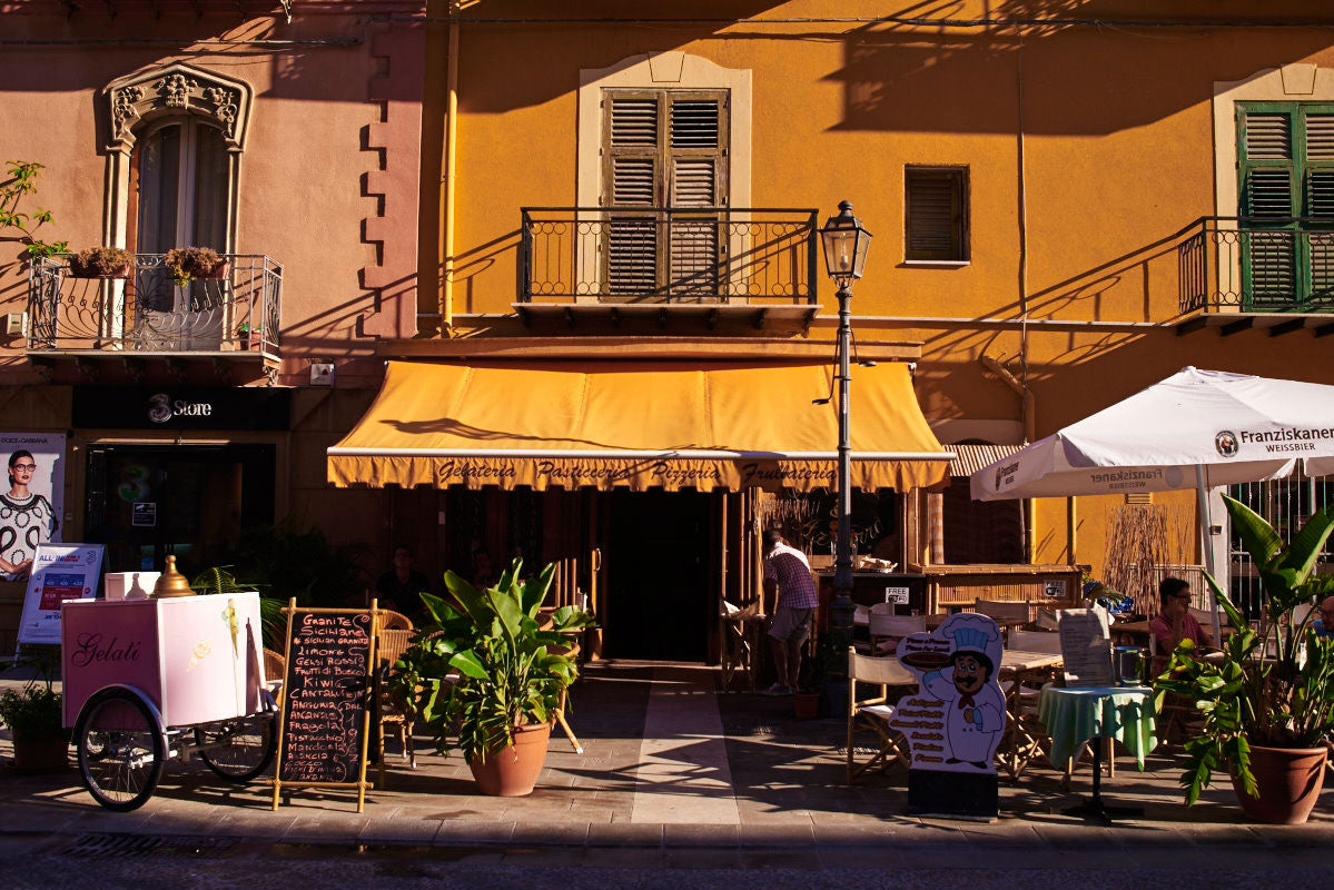 Cafe in Sicily - Al Fogher
