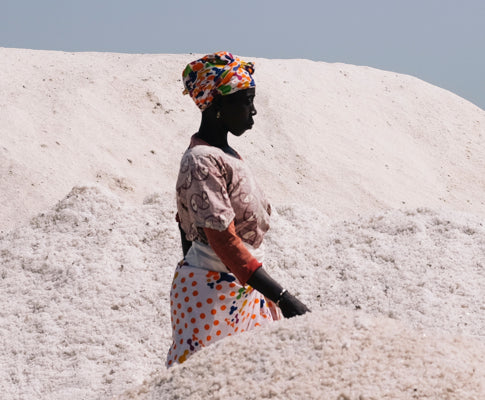 Lac Rose: Senegal's <br> Pink Natural Wonder