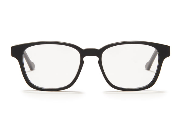 Sunday Somewhere Pete Black Unisex Acetate Optical Frame