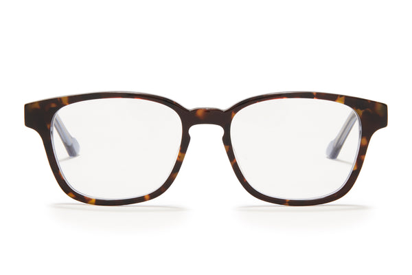 Sunday Somewhere Pete Dark Tort Unisex Acetate Optical Frame