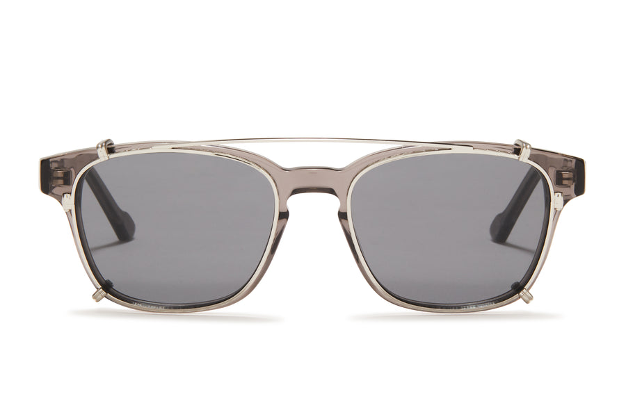Sunday Somewhere Pete Grey Unisex Acetate Optical Frame
