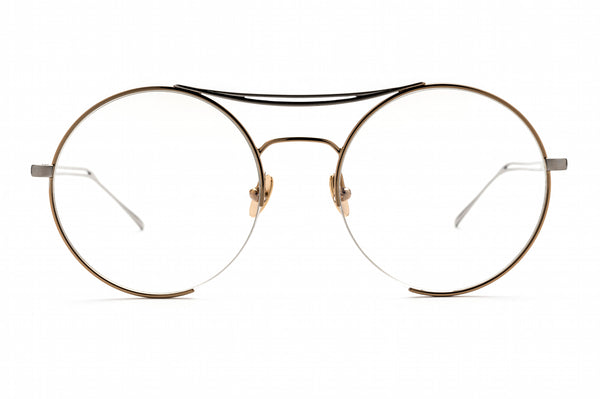 Goldie in Two Tone Metal Optical