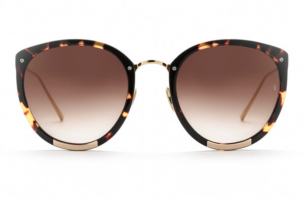 Sophiya in Dark Chocolate Tortoiseshell