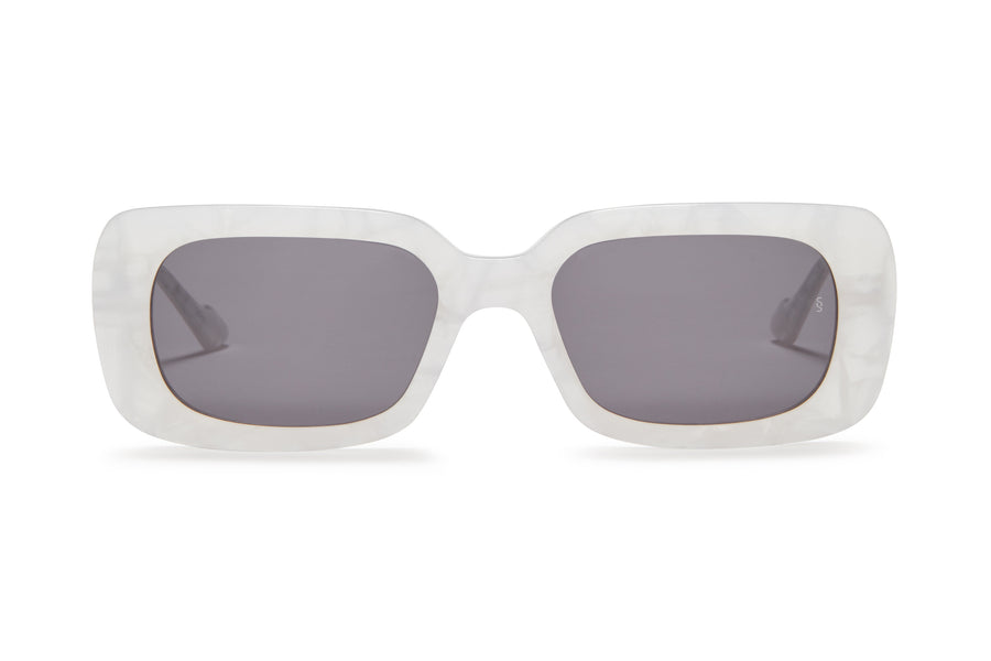 Sunday Somewhere Ursula Mother of Pearl Women's Acetate Sunglasses