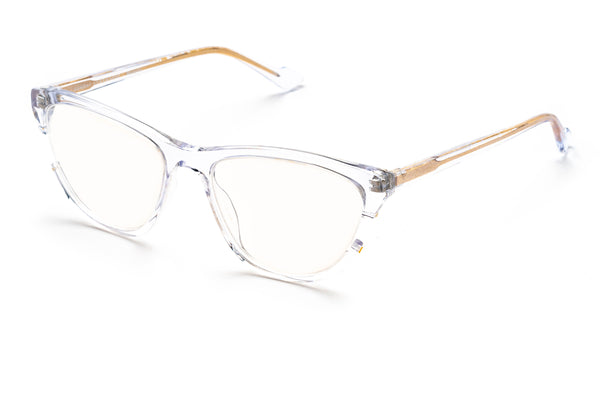 WooYou rimless optical in crystal