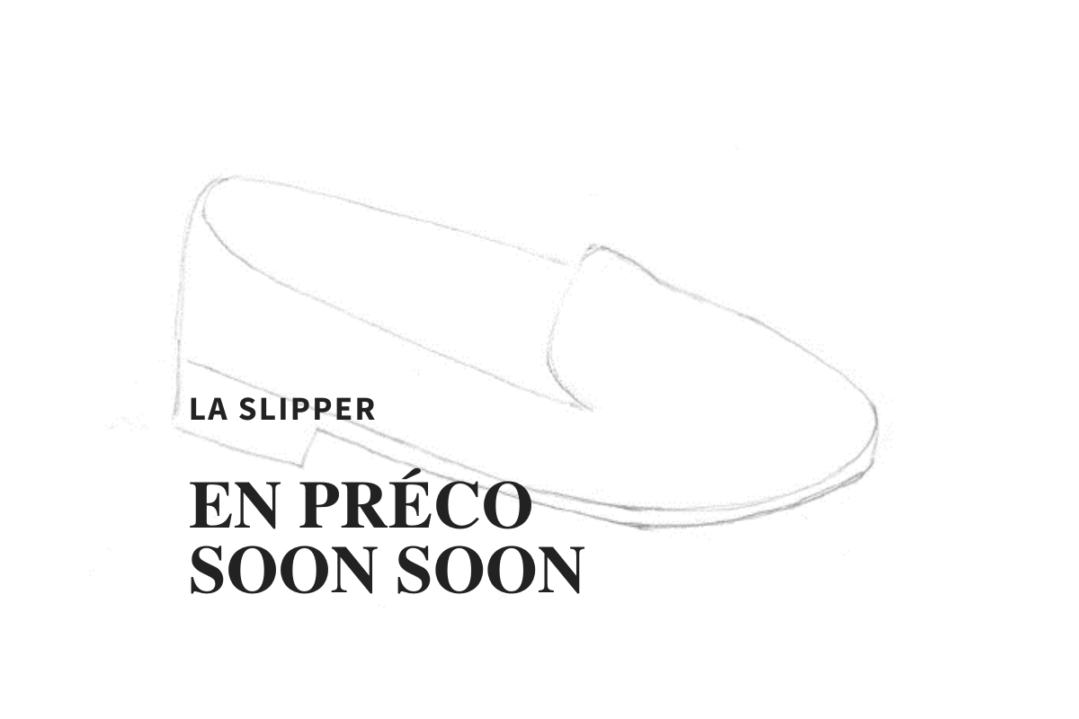 la slipper personnalisable