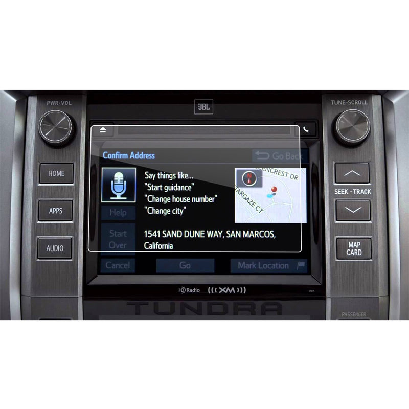 2014-2018 Toyota Tundra Entune 7-Inch Display Screen Protector