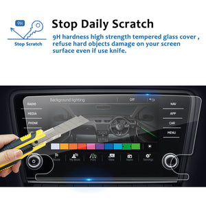 2017-2020 Skoda Octavia Screen Protector 8″ Display | Skoda Octavia Modification