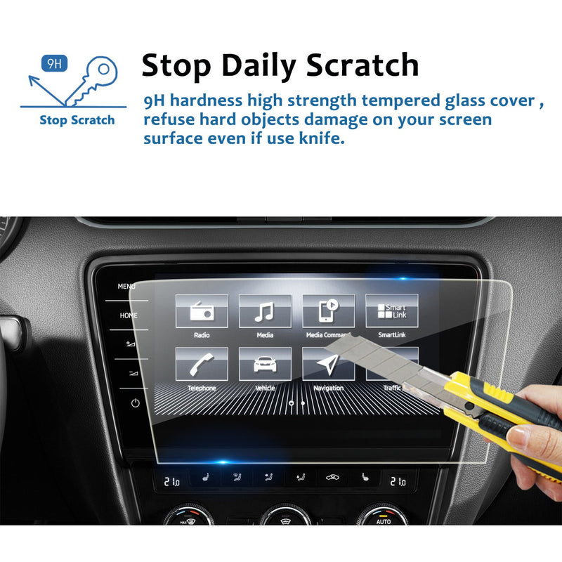 2017-2020 Skoda Octavia Screen Protector 9.2″ Display | Skoda Octavia Modification