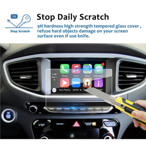 2017-2019 Hyundai Ioniq 7-inch Display Screen Protector