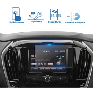 2018-2019 Chevrolet Traversse Mylink Navigation Display Screen Protector (8-Inch)