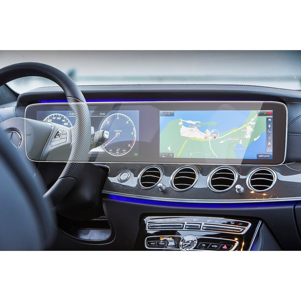 2018 Mercedes Benz G-Class Navigation Screen Tempered Glass