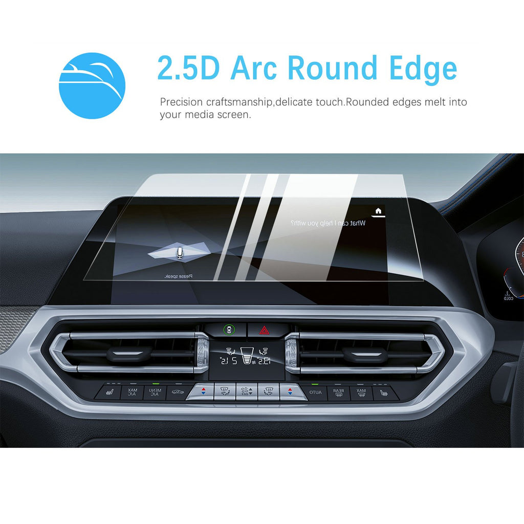 2019-2020 BMW 3 Series G20 Navigation Display GPS Screen Protector ( Right-hand Drive )10.25-Inch