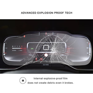 2019 Citroen-C5-Aircross instrument 12.3-Inch PET film