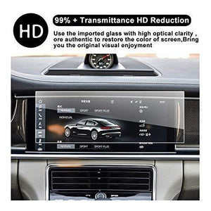 2017 2018 Porsche Panamera PCM Videos 12.3 Inch Car Navigation and Air Conditioning Display Screen Protector