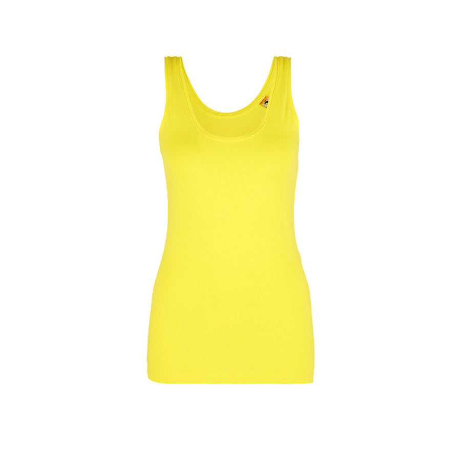 S.Oliver tanktop stretch, keltainen