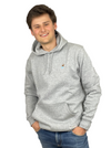 Hoodie Belgian Chocolate™  - Light Grey