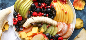 Almost Guilt-Free Veggies and Fruits for Better Health