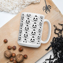 Load image into Gallery viewer, Halloween Pumpkin Mug