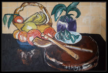 Load image into Gallery viewer, STILL LIFE ORANGES AREN'T LEMONS - Original Artwork FOR SALE Oil Painting By Leah Justyce (BaVA)