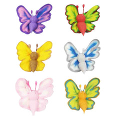 Edible Butterfly Assorted