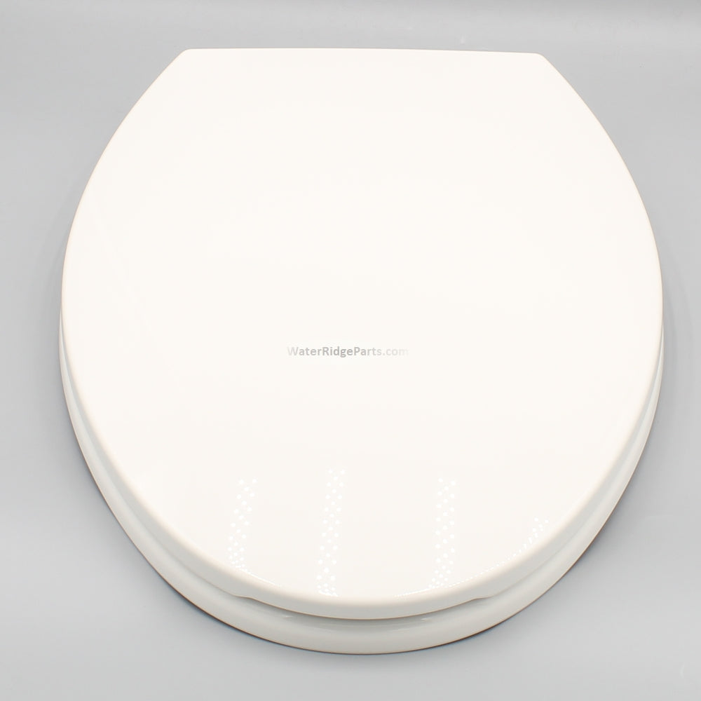 Water Ridge C55011243-GBG1 White Elongated Toilet Seat