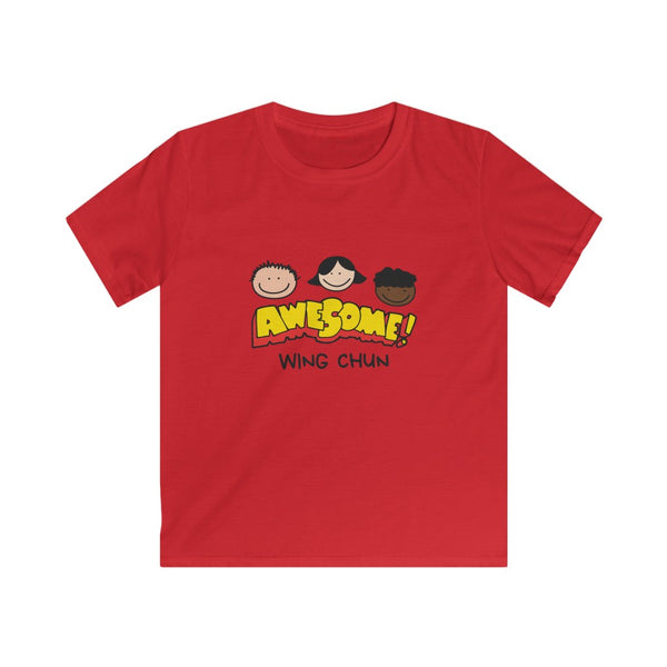 Awesome Wing Chun! - Kids T-Shirt