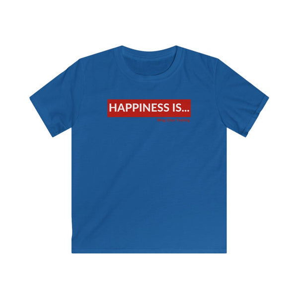 Happiness is...   - Kids T-Shirt