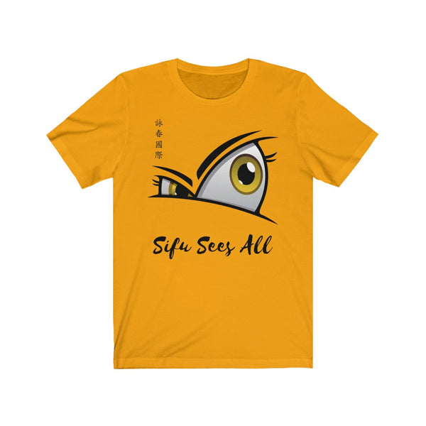 Sifu Sees All -  Casual T-Shirt