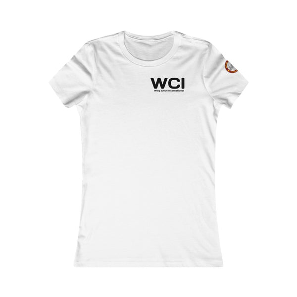 Wing Chun International - Ladies Training T-Shirt