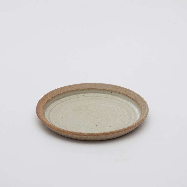 Hand-Thrown Side Plate