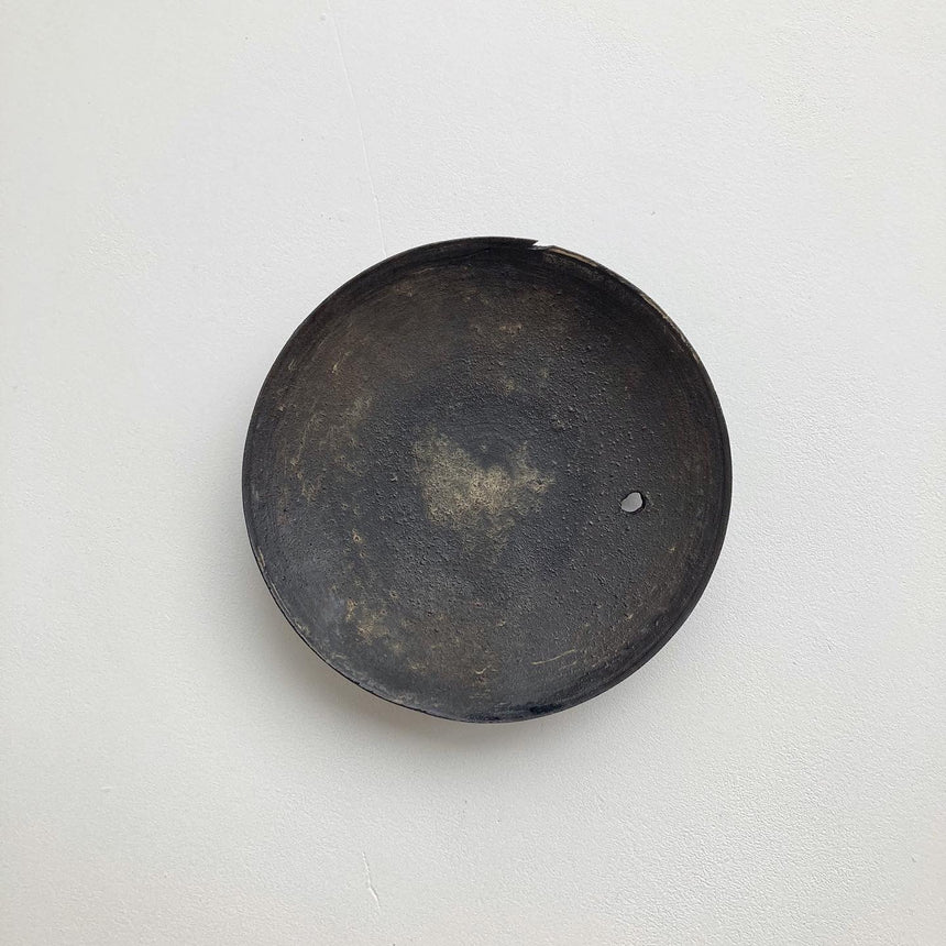 Lacquered Wooden Bowl, Kuro