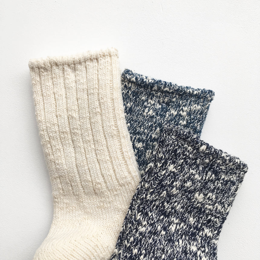 Japanese Socks - Long, Blue