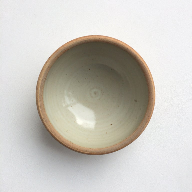 Hand-Thrown Soup Bowl
