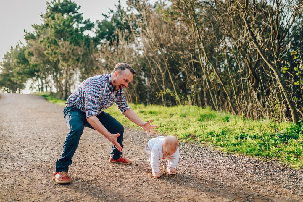 Tips for Dads On Bonding With Your Baby
