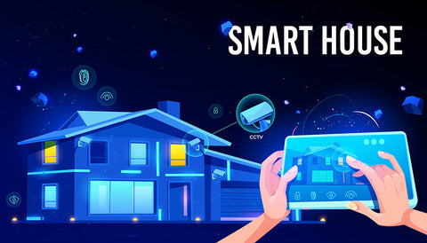 smart house hubble connected