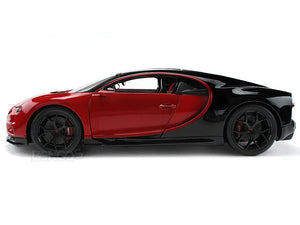 Bugatti Chiron #16 Limited Edition 1:18 Scale - Bburago Diecast Model Car