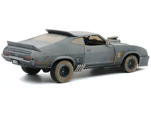 """Last of the V8 Interceptors"" 1973 Ford Falcon XB Coupe ""Weathered"" (Mad Max) 1:18 Scale - Greenlight Diecast Model Car"