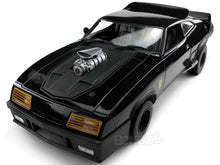 "Load image into Gallery viewer, ""Last of the V8 Interceptors"" 1973 Ford Falcon XB Coupe (Mad Max) 1:18 Scale - Greenlight Diecast Model Car"