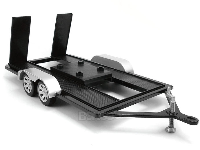 Diecast Car Trailer 1:18 Scale - MotorMax Diecast Model