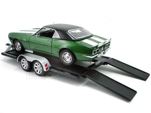 Load image into Gallery viewer, Diecast Car Trailer 1:18 Scale - MotorMax Diecast Model