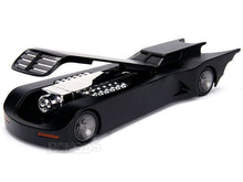Load image into Gallery viewer, Batmobile - Batman The Animated Series w/ Batman Figure 1:24 Scale - Jada Diecast Model
