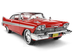 """Christine"" 1958 Plymouth Fury 1:24 Scale - Greenlight Diecast Model Car"