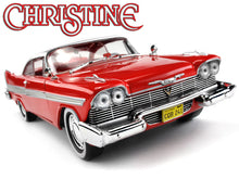 "Load image into Gallery viewer, ""Christine"" 1958 Plymouth Fury 1:24 Scale - Greenlight Diecast Model Car"