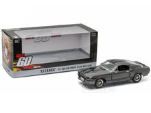 "Load image into Gallery viewer, ""Eleanor"" 1967 Shelby GT500E 1:24 Scale - Greenlight Diecast Model Car"